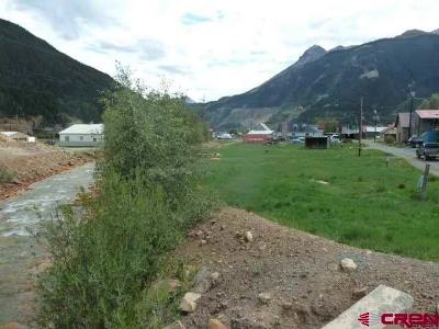 Silverton Residential Lots & Land For Sale: 1353 Mineral Street