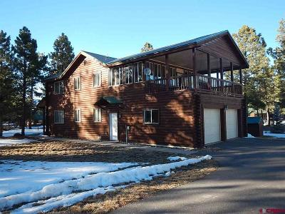 South Fork CO Single Family Home For Sale: $425,000