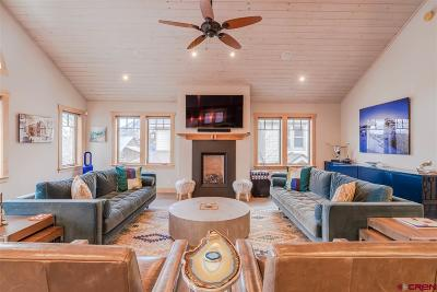 Crested Butte Single Family Home For Sale: 714 Ninth Street
