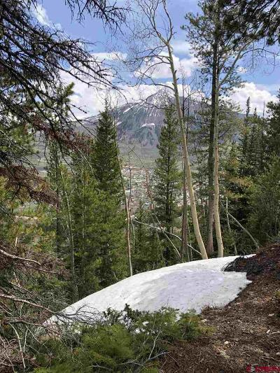 Crested Butte Residential Lots & Land For Sale: Wildcat Trail