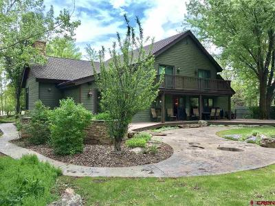 Durango Single Family Home For Sale: 79 Latigo Road