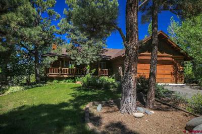 Pagosa Springs Single Family Home UC/Contingent/Call LB: 355 Handicap Avenue