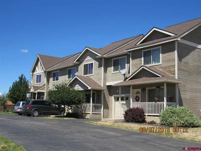 Bayfield Condo/Townhouse For Sale: 309 Star Crossing #2