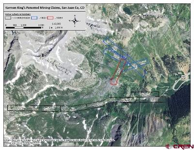 Silverton Residential Lots & Land For Sale: Hwy 550