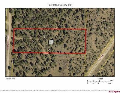 La Plata County Single Family Home UC/Contingent/Call LB: 240 Meadow View Road