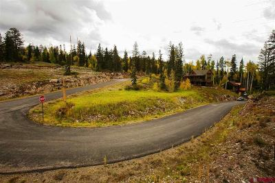 Durango Residential Lots & Land For Sale: 287 Engineer (Lot 38) Drive