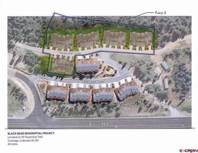 Durango Residential Lots & Land For Sale: 10- Lane