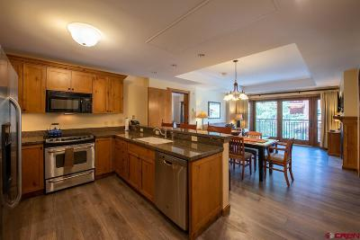 Mt. Crested Butte Condo/Townhouse For Sale: 620 Gothic Road #212