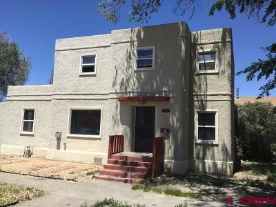 Alamosa Single Family Home For Sale: 1011 2nd