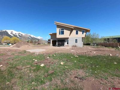 Gunnison County Condo/Townhouse For Sale: 497 Teocalli Road #B