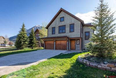 Crested Butte Single Family Home For Sale: 111 Alpine Court