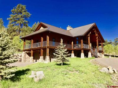 South Fork CO Single Family Home For Sale: $1,295,000