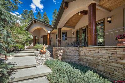 Durango Single Family Home UC/Contingent/Call LB: 130 Snowshoe Lane