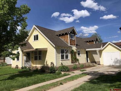 La Plata County Single Family Home UC/Contingent/Call LB: 1934 E 2nd Avenue