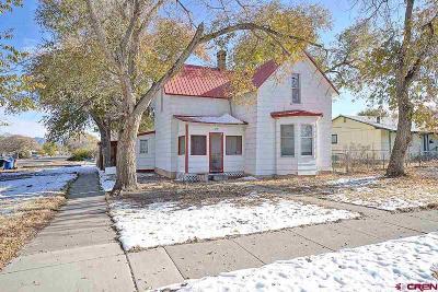 Montrose Single Family Home For Sale: 638 N Cascade Avenue