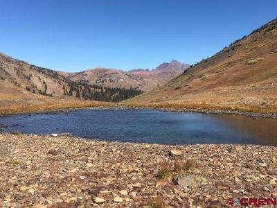 Crested Butte Residential Lots & Land For Sale: Forest Service Rd 552 Off Cr 734 Road