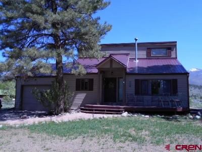South Fork CO Single Family Home For Sale: $239,900