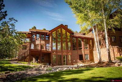 Pagosa Springs Single Family Home UC/Contingent/Call LB: 1337 Oren Road