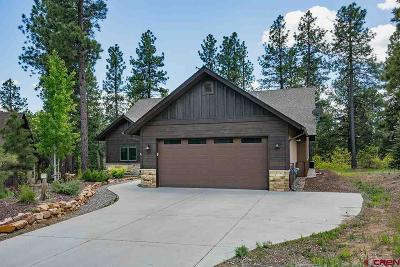 La Plata County Single Family Home UC/Contingent/Call LB: 205 Clear Creek Loop