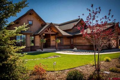 Pagosa Springs Single Family Home For Sale: 125 Blue Heron Circle