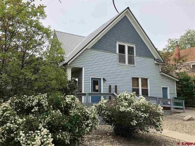 Montrose Single Family Home For Sale: 846 N 1st Street