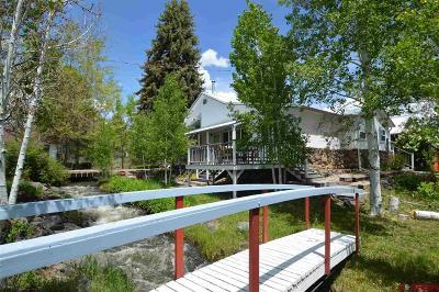 Cedaredge Single Family Home For Sale: 740 N Grand Mesa Drive