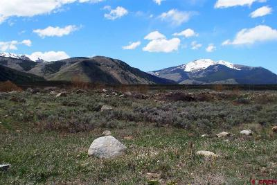 Gunnison County Residential Lots & Land For Sale: 94 White Stallion Circle