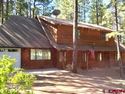 Mancos Single Family Home UC/Contingent/Call LB: 36858 Road P.8
