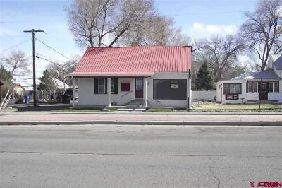 Montrose Single Family Home UC/Contingent/Call LB: 721 S Townsend Avenue