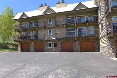 Mt. Crested Butte Condo/Townhouse For Sale: 721 Gothic Road #O3