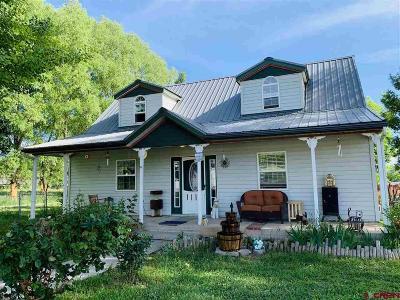 Eckert Single Family Home For Sale: 22248 Osprey Road