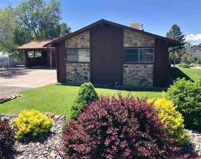Cedaredge Single Family Home For Sale: 435 SW 1st Court