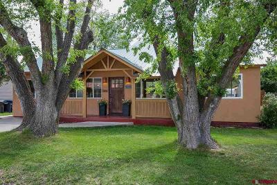 Durango Single Family Home For Sale: 2008 Delwood Avenue