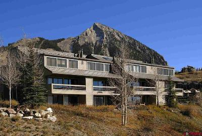 Mt. Crested Butte Condo/Townhouse For Sale: 11 Hunter Hill Road #402