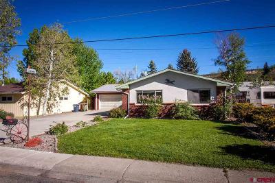 Durango Single Family Home UC/Contingent/Call LB: 909 Oak Drive
