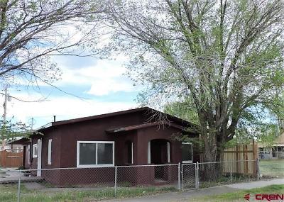Alamosa Single Family Home For Sale: 1418 W Seventh Street