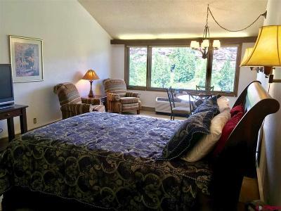 Durango Condo/Townhouse For Sale: 314 N Tamarron Drive #508