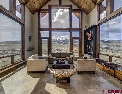 Telluride Single Family Home For Sale: 25 W Anderson Road