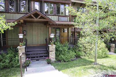 Durango Condo/Townhouse For Sale: 961 N Tamarron #583