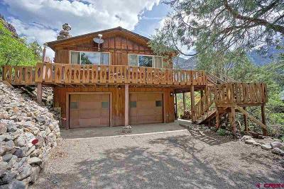 Ouray Single Family Home For Sale: 390 Pinecrest Drive