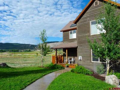 Ridgway Single Family Home For Sale: 415 Kismet