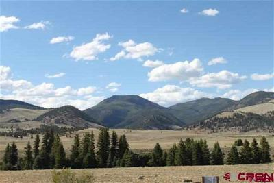 Creede Residential Lots & Land For Sale: 4000 Vista Grande Drive
