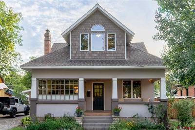La Plata County Single Family Home For Sale: 961 E 4th Avenue
