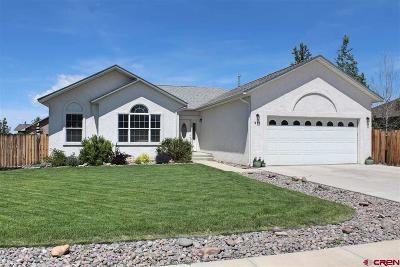 Alamosa Single Family Home UC/Contingent/Call LB: 915 Duke Drive