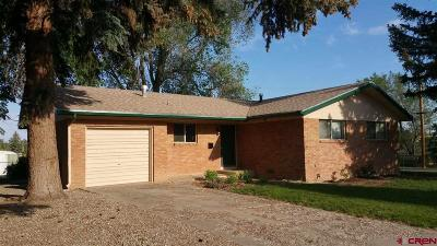 Cortez Single Family Home For Sale: 701 Cedar