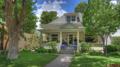 Single Family Home For Sale: 825 E 3rd Avenue