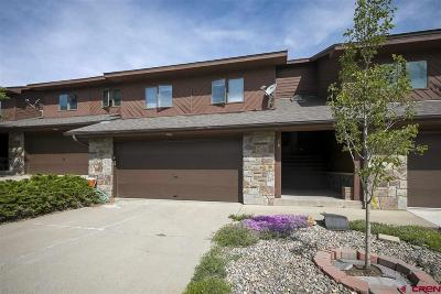 La Plata County Condo/Townhouse For Sale: 329 Pine Ridge Loop #3