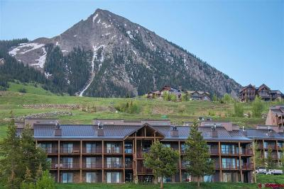 Mt. Crested Butte Condo/Townhouse For Sale: 16 Hunter Hill Road #K-202