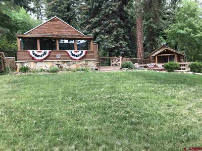 Bayfield Single Family Home NEW: 17415 Cr 501,