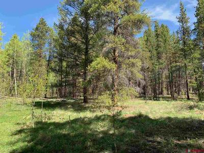 Gunnison Highlands North Residential Lots & Land For Sale: Usfs Rd 743